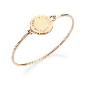 Marc Jacobs Bangle Bracelet - Gold